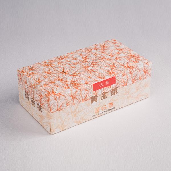 黄金叶盒装抽纸