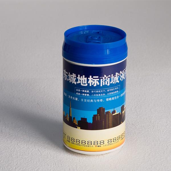 东城地标桶装湿巾