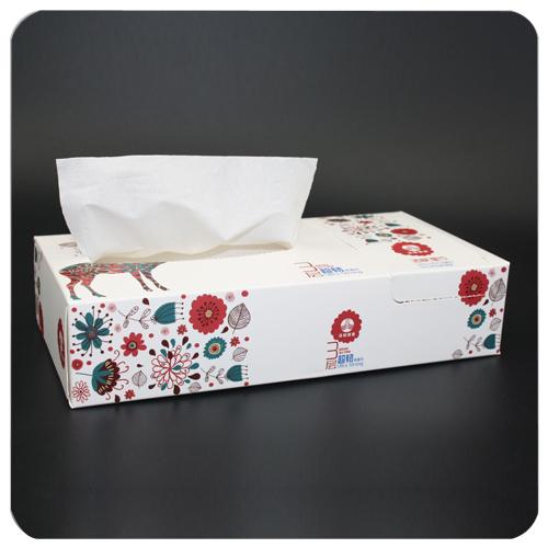 抽纸-湿巾二合一