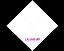 米兰国际方巾定制