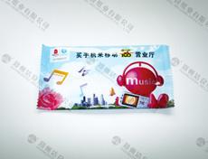 中国移动单片湿巾定制