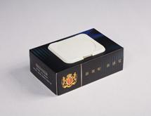 英皇国际盒装抽取湿巾定制