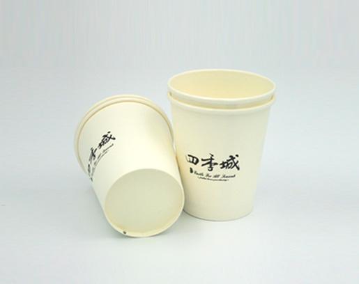 武汉-四季城纸杯定制